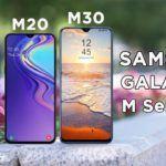 galaxy m30 vs galaxy m20 vs galaxy m10