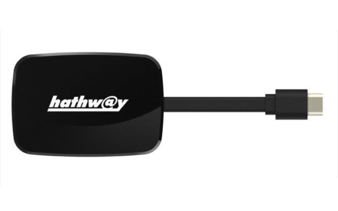 Hathway Play Box Android TV