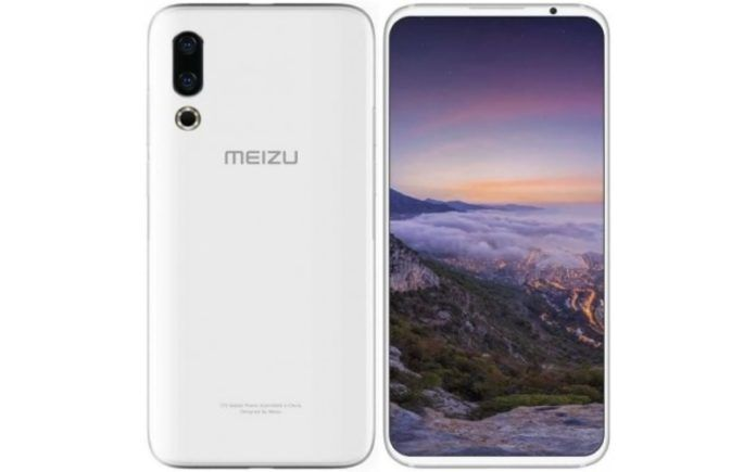 Meizu 16s Running FlymeOS 7 3 Revealed in a Hands-on Video