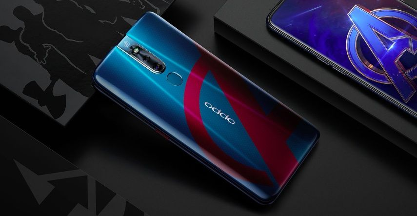 OPPO F11 Pro Avengers Edition Available on Pre-orders Via Amazon