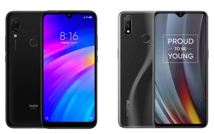 Realme 3 Pro, Redmi 7 Sales to be Held for the First Time on