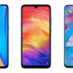 Realme 3 Pro vs Redmi Note 7 Pro vs Samsung Galaxy M30