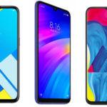 Redmi 7 vs Realme C2 vs Samsung Galaxy M10