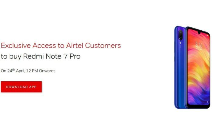 Airtel Users Can Grab Redmi Note 7 Pro F-Codes in the