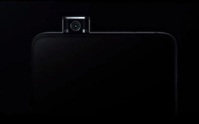 Redmi X Pop-Up Selfie Camera