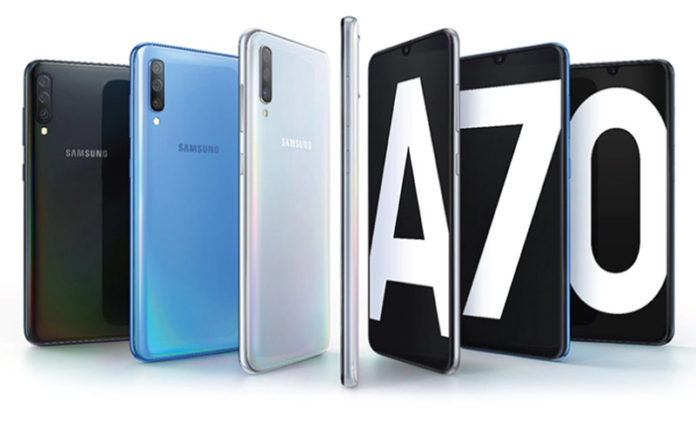 Samsung Galaxy A70 Goes on Sale in India Via Flipkart with