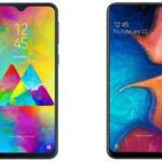 Samsung Galaxy M20 vs Galaxy A20