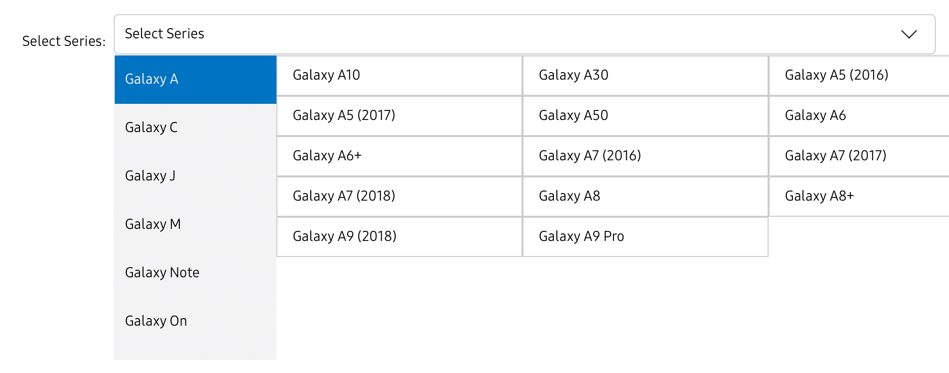 Samsung India Lists Key Spare Part Prices of Galaxy