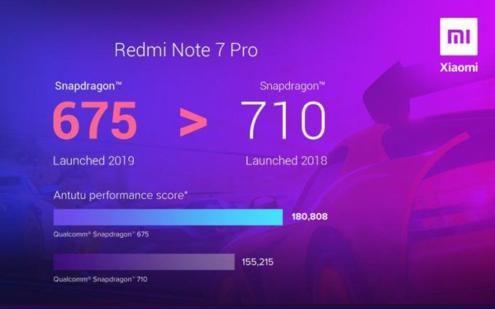 Redmi Note 7 Pro's Snapdragon 675 is 16% Faster than the Realme 3
