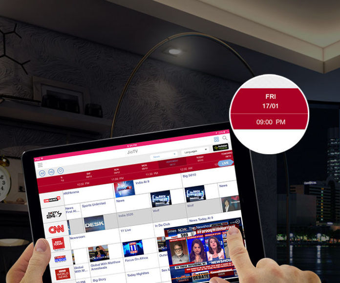 Jio TV Launches 4 Exclusive HD Movie Channels in Hindi, Telugu and
