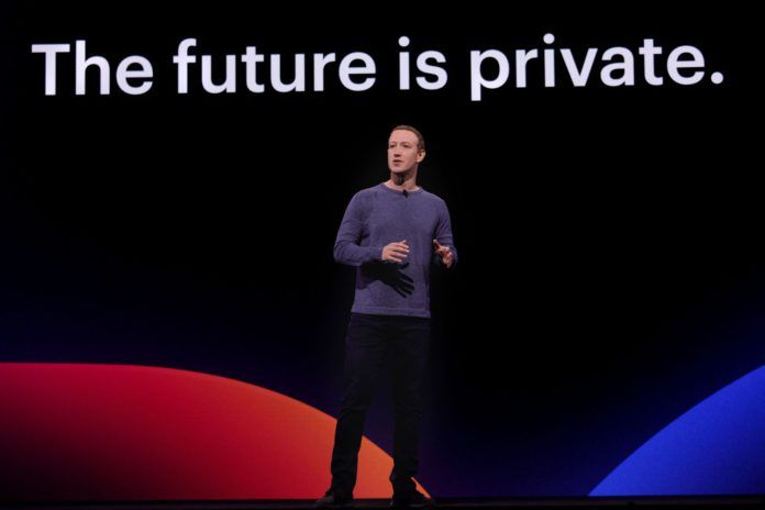 Facebook CEO Mark Zuckerberg At Facebook F8 2019 Developers Conference