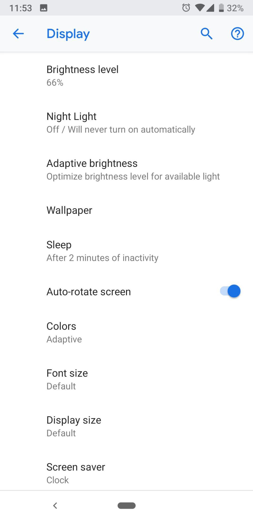 Google Pixel 3a Software