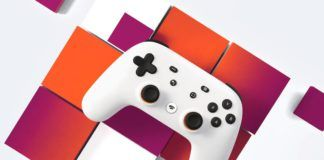 Google Stadia Game Controller