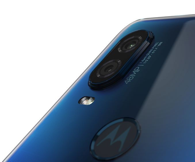 Motorola One Vision 48MP AI Camera