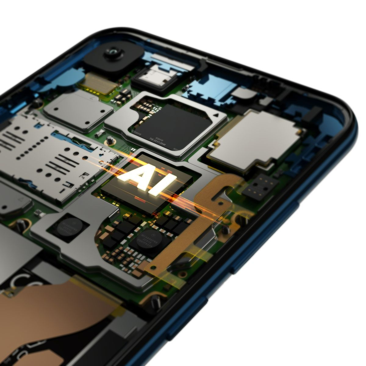 Motorola One Vision Exynos 9609 AI Processor Chipset