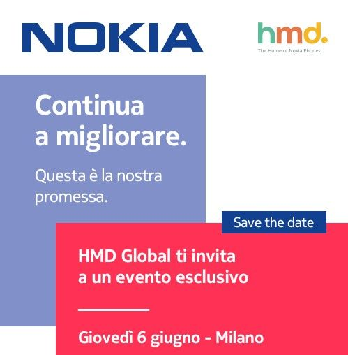 Nokia Italy Event June 6 2019