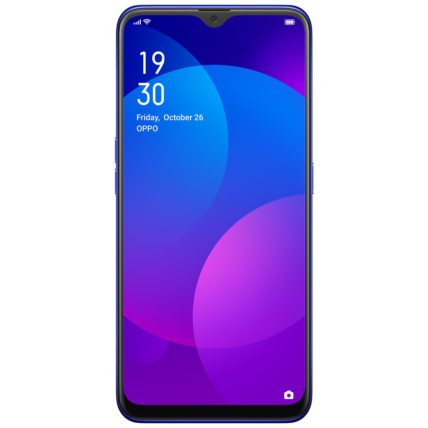 OPPO F11 Display Fluorite Purple