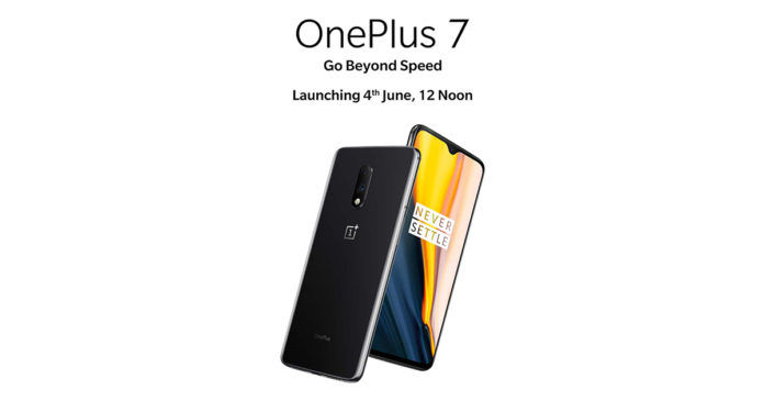OnePlus 7 India Launch Date