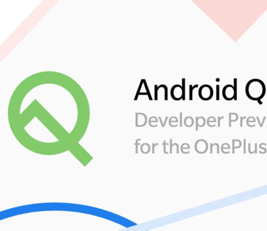 OnePlus 7 Pro Android Q Developer Beta Update