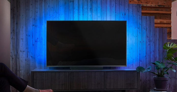 Philips Ambilight TV