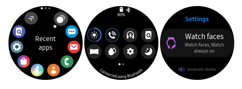 Samsung Galaxy A70, Galaxy Watch, Gear S3, Gear Sport Get Software