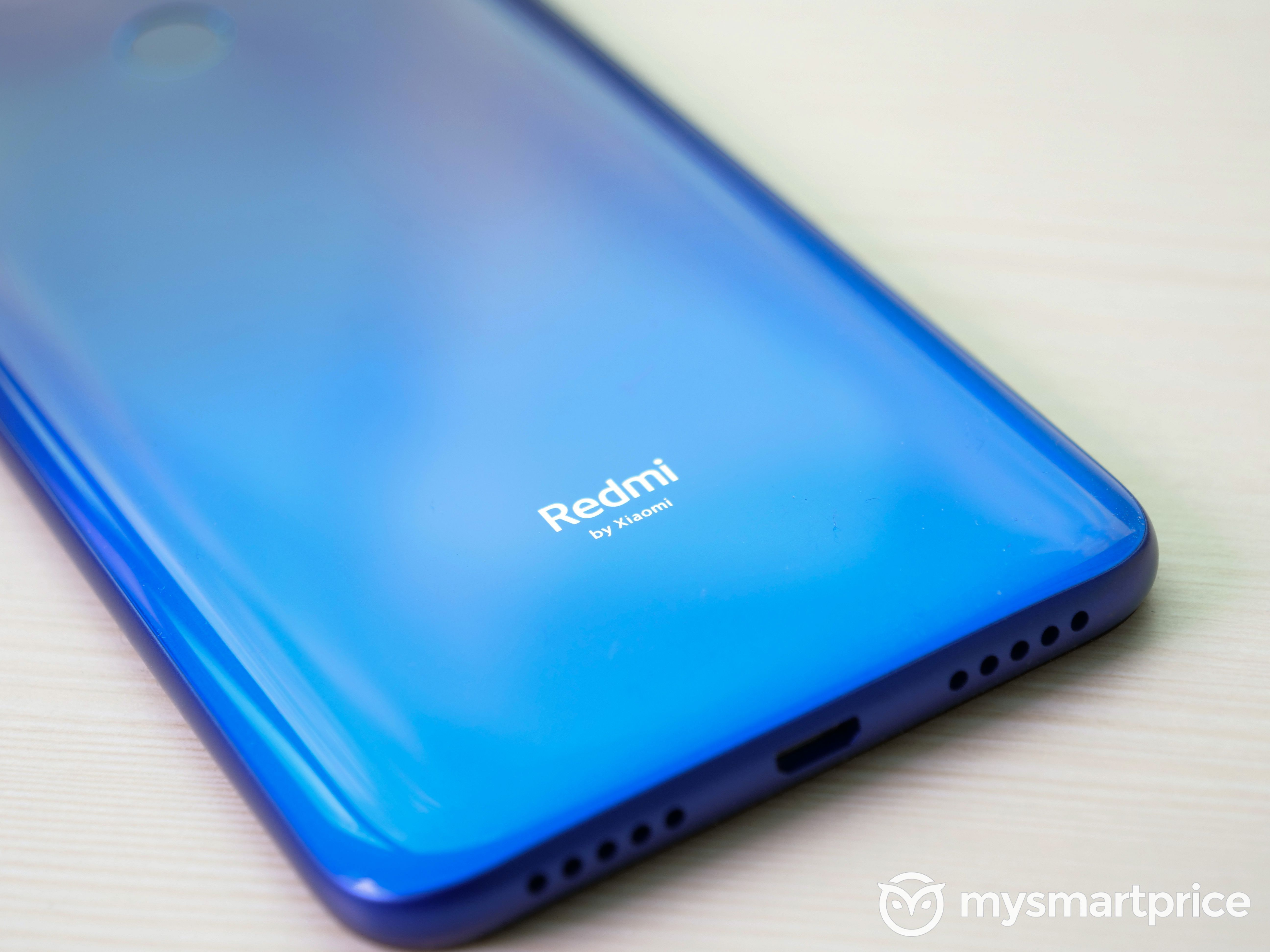 Xiaomi Redmi 7 Review Logo