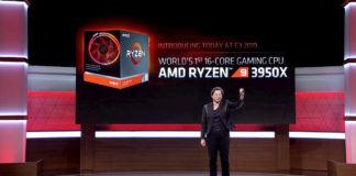 AMD Ryzen 9 3950X CPU Launch - AMD CEO Lisa Su On Stage - E3 2019