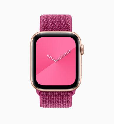 Apple watchOS 6 Watch Face - 03