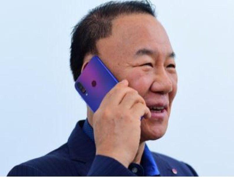 LG W Series Phone Used by Ki Wan Kim