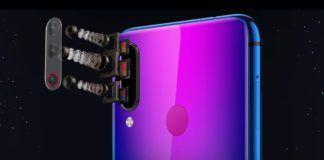 LG W Triple Camera