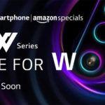LG W-series smartphones teaser