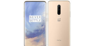 OnePlus 7 Pro (Almond color variant)