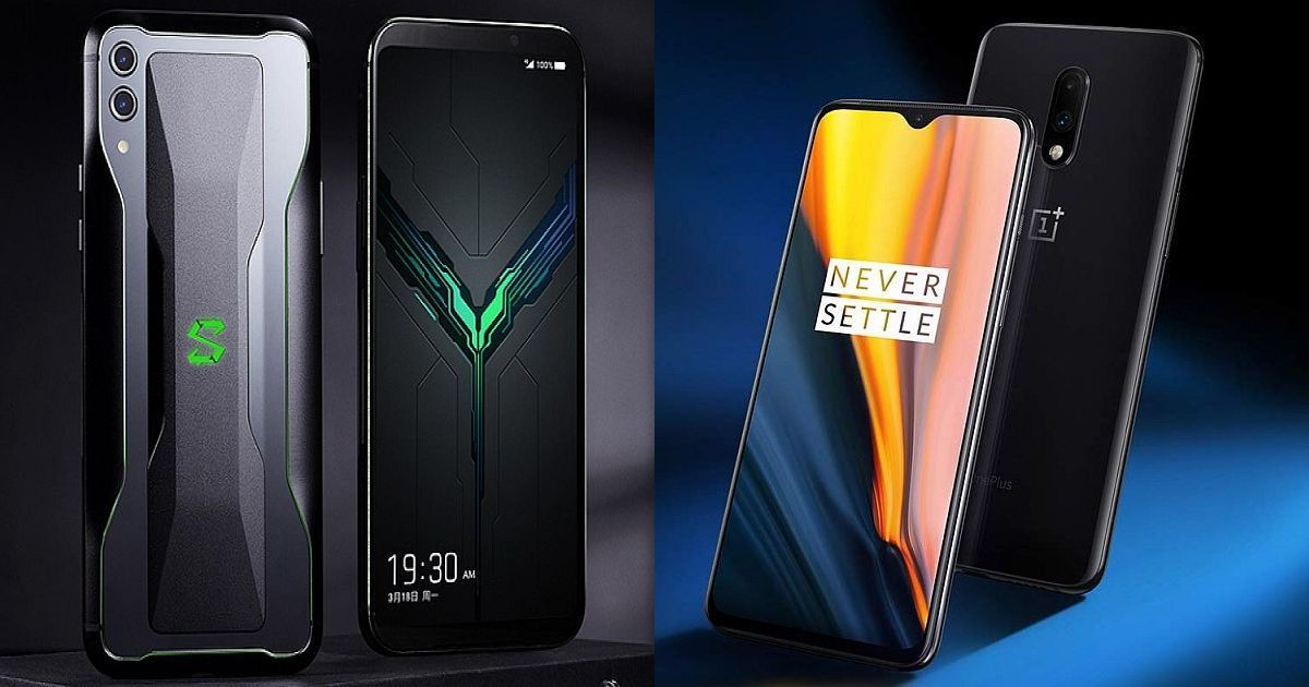 pretty nice 21751 31535 OnePlus 7, Xiaomi Black Shark 2 Goes on Sale for the First Time in ...
