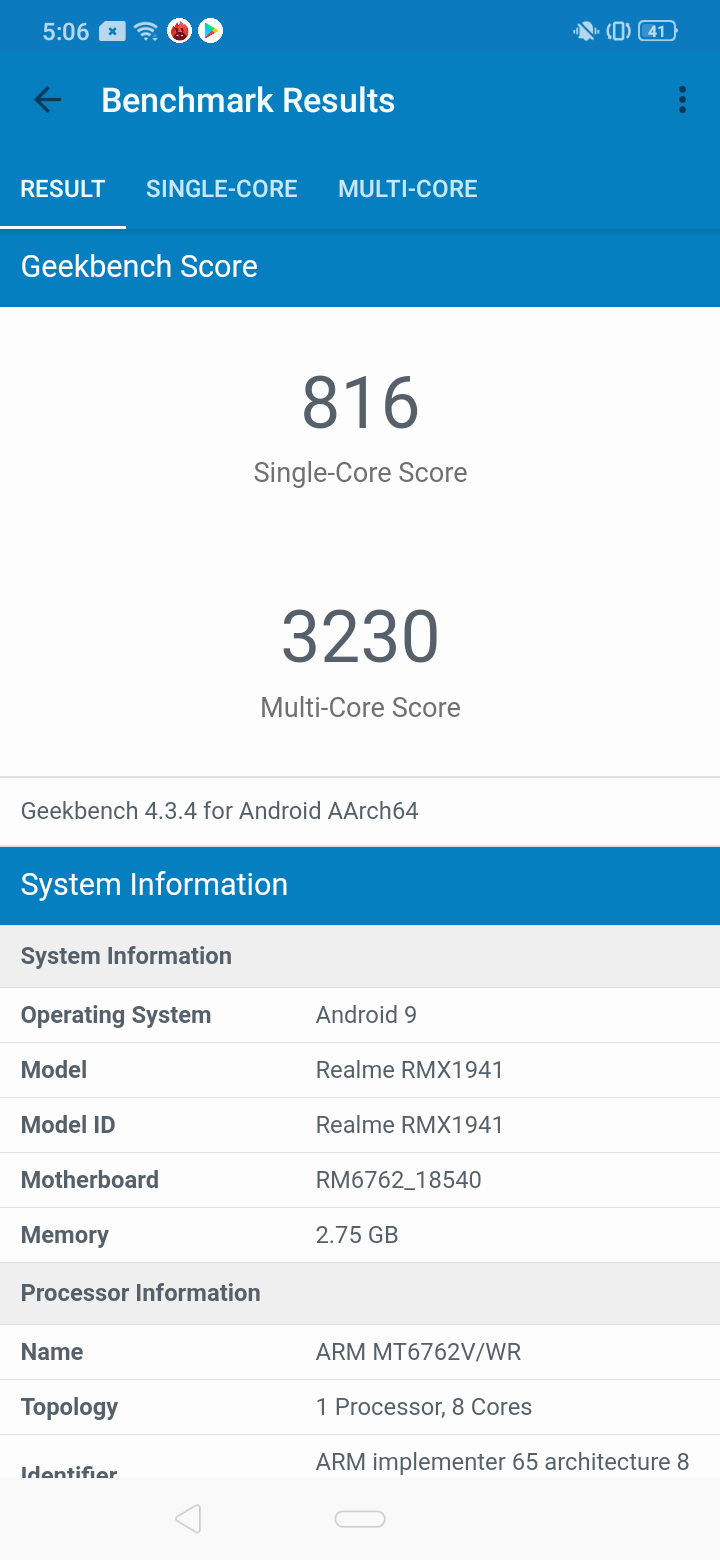 Realme C2 Review: For The Basics - MySmartPrice