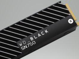 Western Digital WD Black SN750
