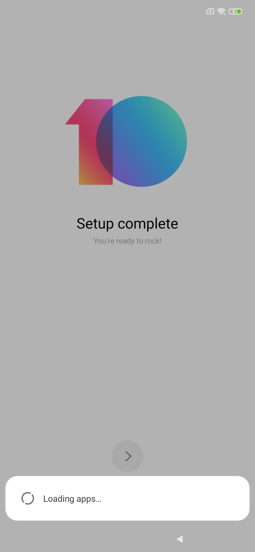 Xiaomi Redmi Note 7S Software Screenshot 01