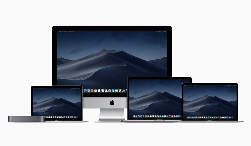 Apple Mac Line-Up
