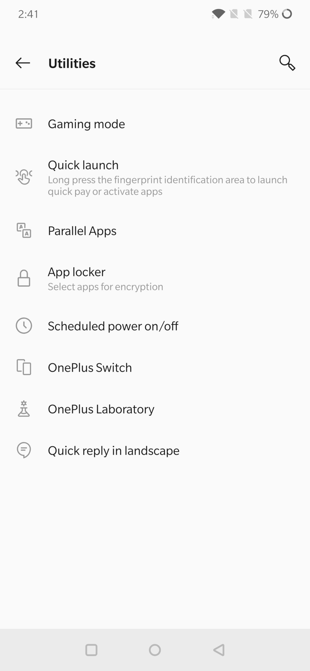 oneplus 7 pro software 5