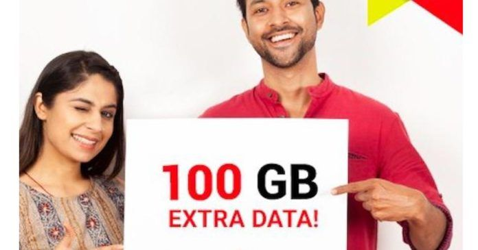 ACT Fibernet 100GB Data