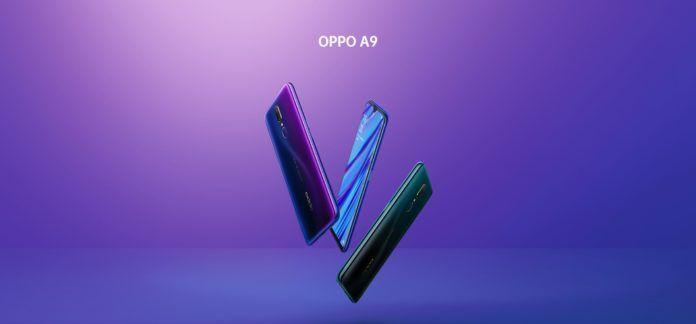 OPPO A9 Design