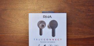 RHA TrueConnect Truly Wireless Earphones Box