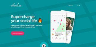 Shoelace Hyperlocal Social Network App