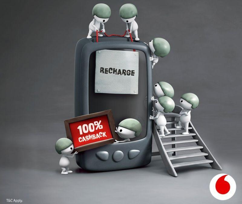 Vodafone Introduces Rewards Program with Extra Cashback