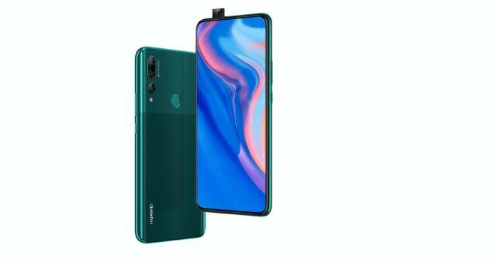 Huawei Y9 Prime 2019 Header