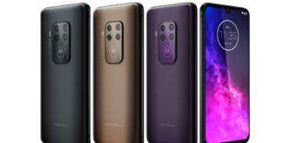 Motorola One Zoom render
