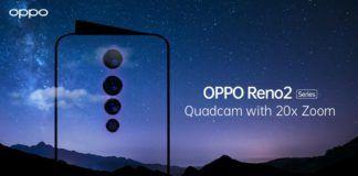 OPPO Reno 2 Official Teaser