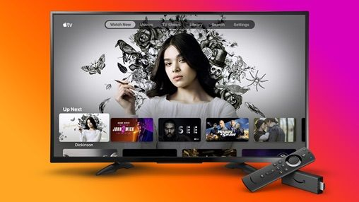 Apple TV App On Amazon Fire TV Stick