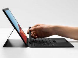 Microsoft Surface Pro X Feature