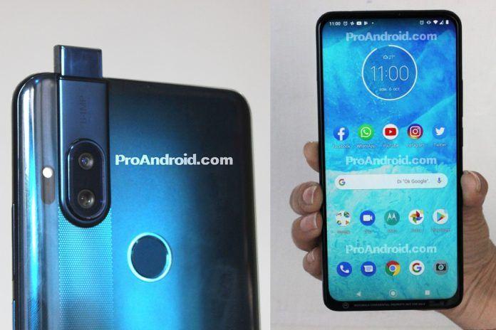 Motorola One Leaked Full-Screen Smartphone Pop-Up Camera Cover