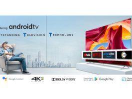 Panasonic 4K Android Smart TV Launch India GX655 GS655